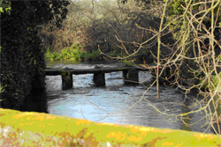 Clapper Bridge in the AONB